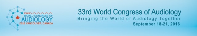World Congress of Audiology