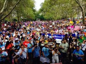 Photo by Linda Sarsour via Voices of NY