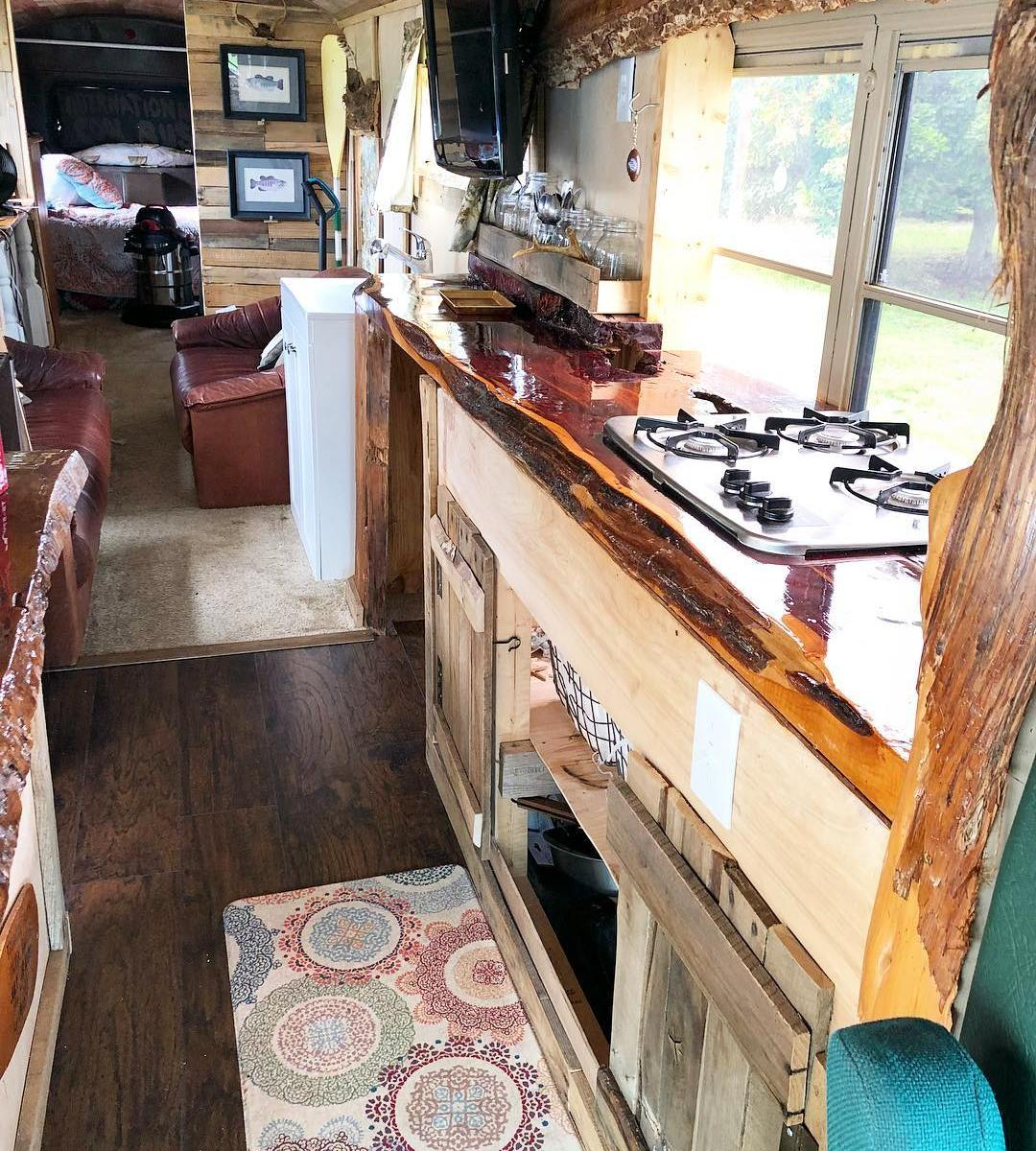 Skoolie For Sale |Tiny House for sale | International Cool Bus