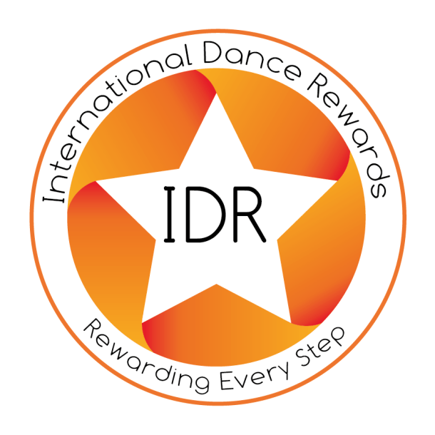 IDR International Dance Rewards Logo