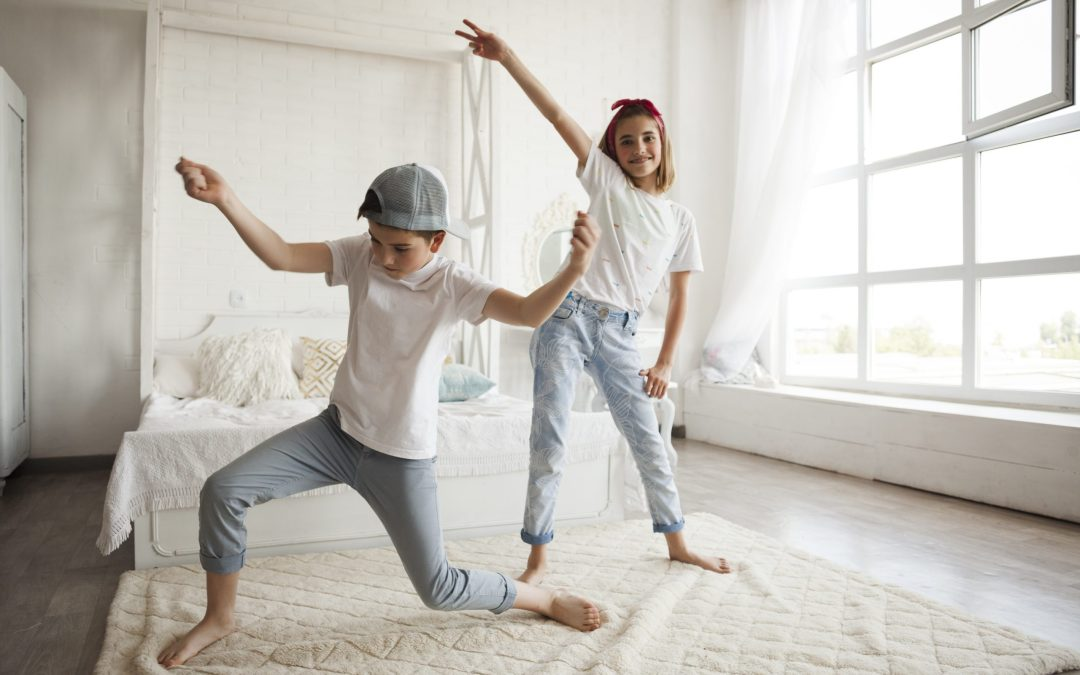 Dance Based Home Learning Ideas