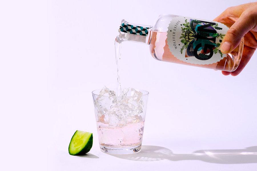 Pink Liquor