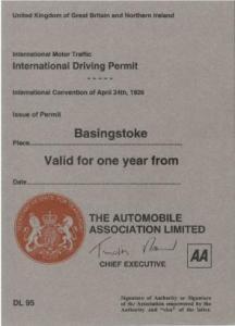 uk-international driving permit