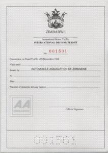 zimbabwe-international driving license