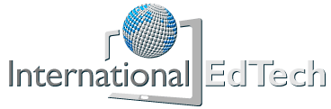 International EdTech Logo