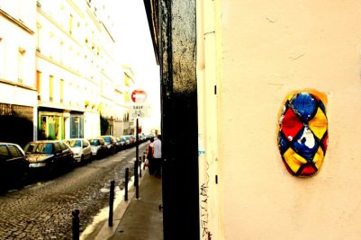 Fly Guy in Paris