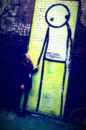 Graffiti is your friend