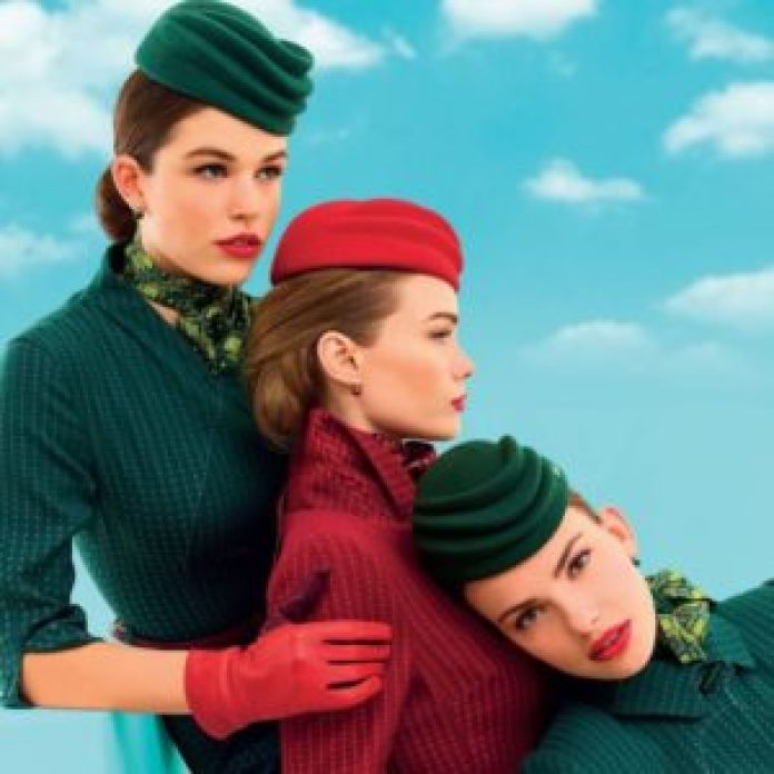 Alitalia New Uniform