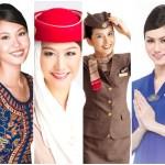 World's best cabin crew