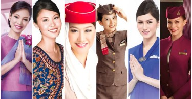 World's best cabin crew