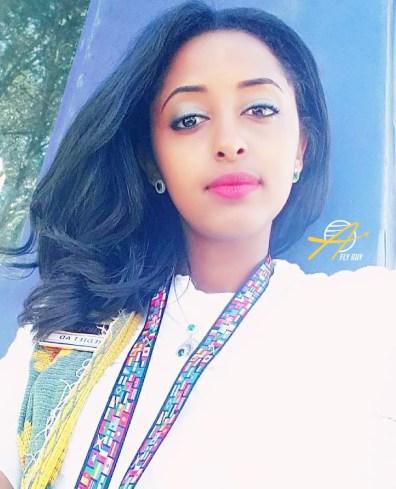 Ethiopian Airlines cabin crew