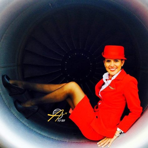 Avianca Costa Rica cabin crew