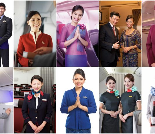 The Best Cabin Crew in the World