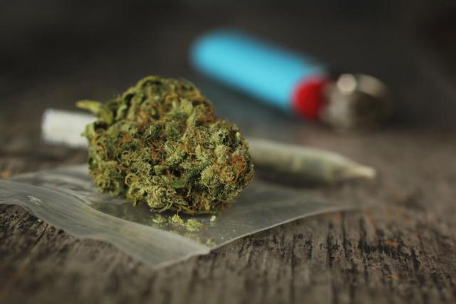 Dime Bag of Weed