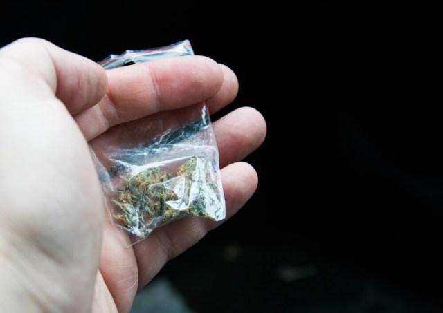 Nickel Bag of Weed