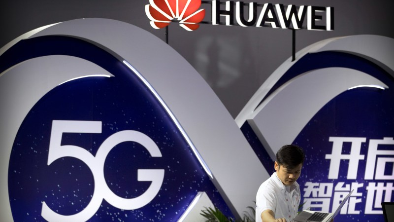 Germany leaves 5G door open to Huawei