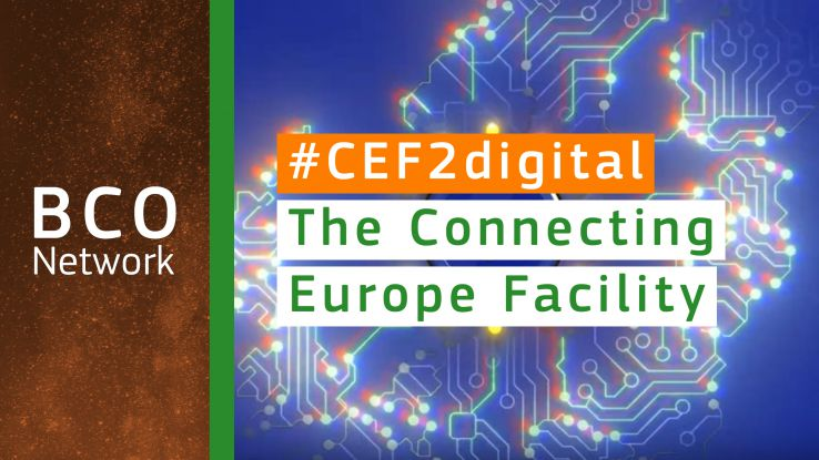 EU prepares for  the new Connecting Europe Facility programme CEF2 Digital