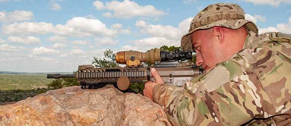 US Army to receive  Leonardo DRS' infrared weapon sights system