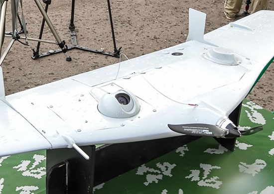 Eleron-3 and Tachyon UAVs to go into service with the Russian Army in Tajikistan