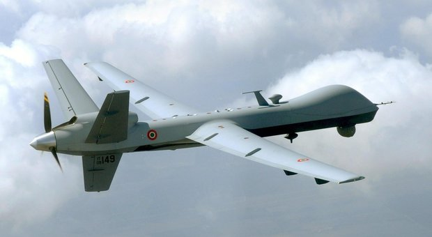 Italian UAV crashes in Libya