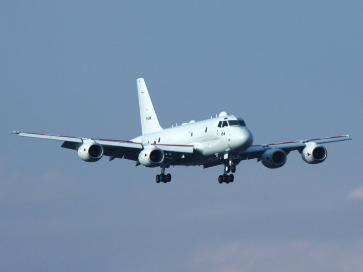 Japan plans to outfit its Kawasaki P-1 MPAs with AI