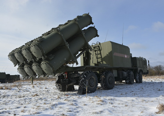 Coastal missile system Bal entered service with the Russian Caspian Flotilla