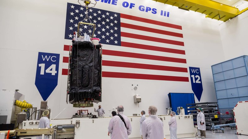 US Space Force enhances GPS anti-jamming and spoofing protection on Military Code signal
