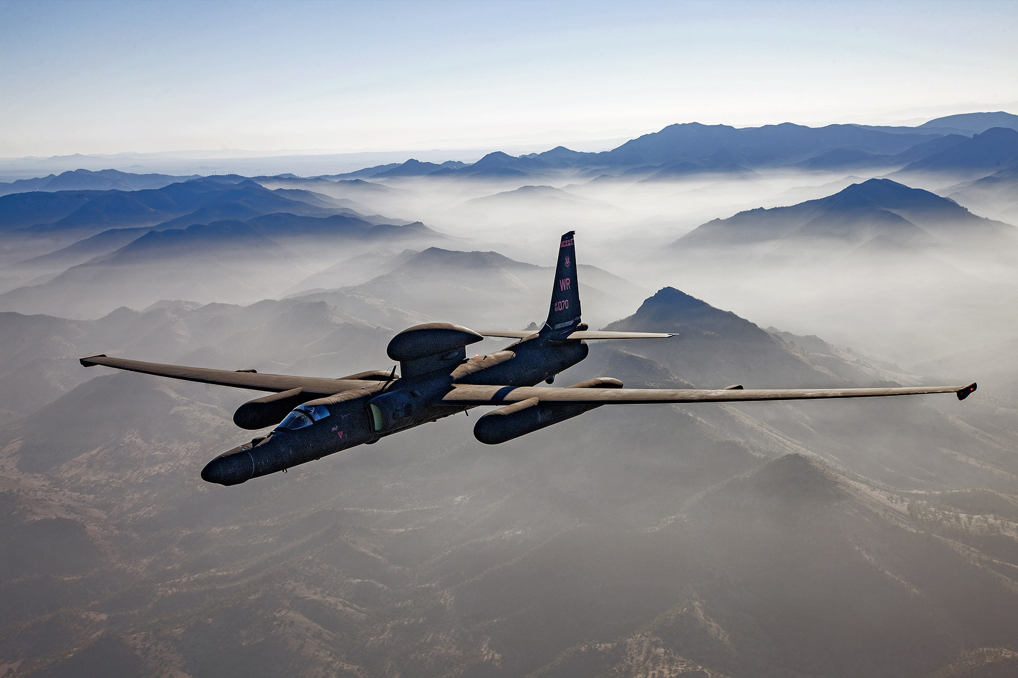 US Air Force to advance U-2 capabilities for the future battlespace