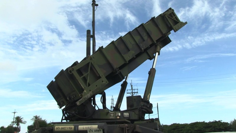 Iran threat retaliation against US after deployment of Patriot MIM-104 air defense systems in Iraq