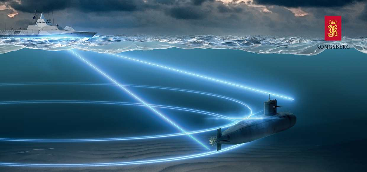 Finnish Navy to receive Kongsberg's ASW solutions and sonars