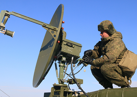 Russian Army gets new secure P-243P SATCOM system.
