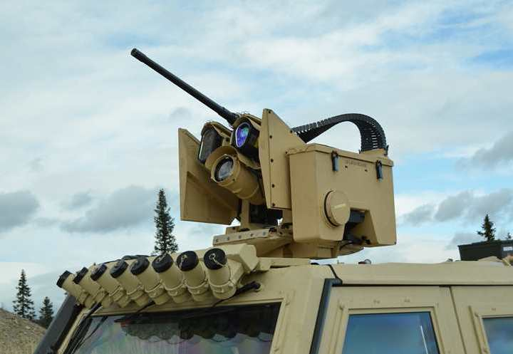 Lithuanian Army to receive Protector Remote Weapon Station from Kongsberg