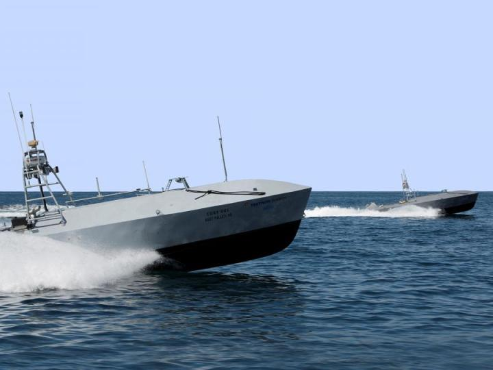 US Navy Approves Extra Funds to Textron's Unmanned Influence Sweep System