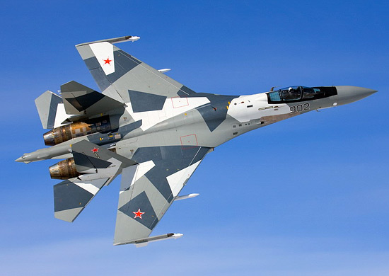 Russia launches SU-35 fighter production for Egypt