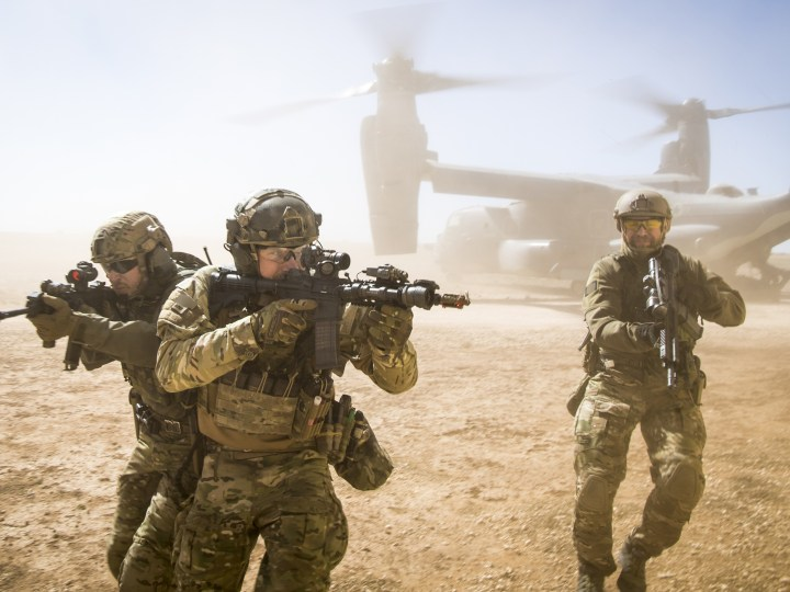 Special Ops will remain integral to US strategy, but they will change, USSOCOM commander says