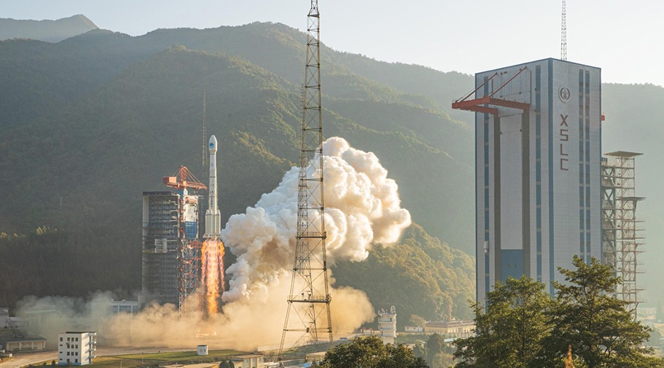 Bejing to launch in orbit BeiDou: the Chinese alternative to GPS