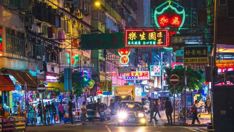 China's first step towards consolidating the Hong Kong law