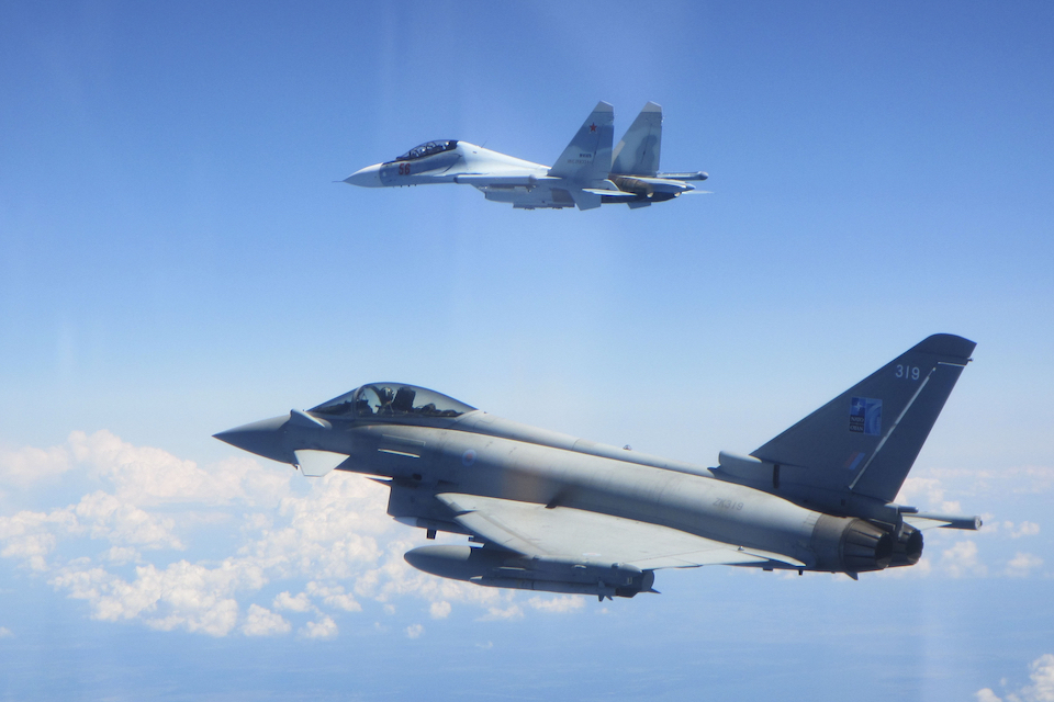 RAF continues to take the fight to Daesh in Iraq and Syria