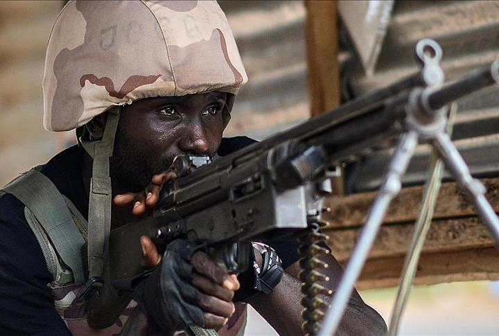 Nigerian Army Hunts Boko Haram terrorists in Borno State