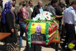 Gallery of the Funeral of Şehid Delil Emerica