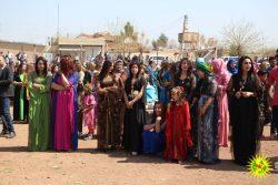 Newroz celebrations in Derik