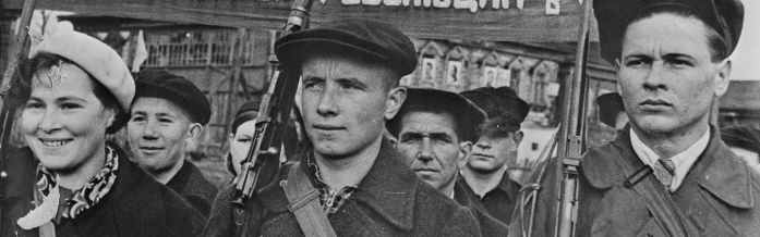 100 years after October Revolution