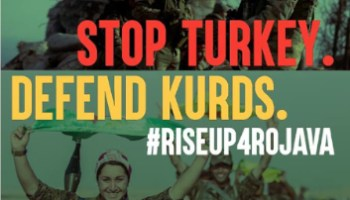 #RiseUp4Rojava call from London: Kurdistan Solidarity and Plan C London