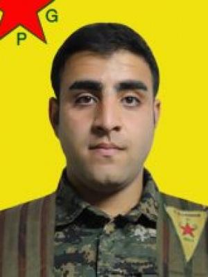 Şehîd Rojvan Kobanî (Emir Kubadi)