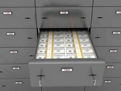 bank of america safe deposit box availability