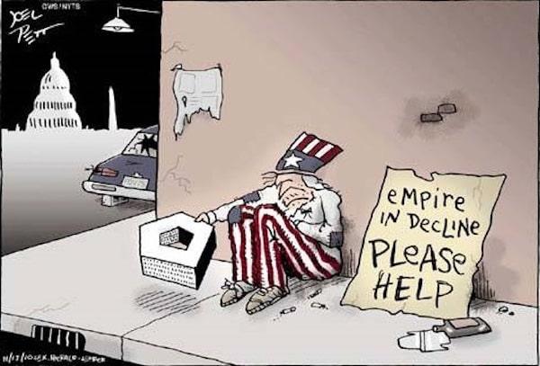 America's Decadence
