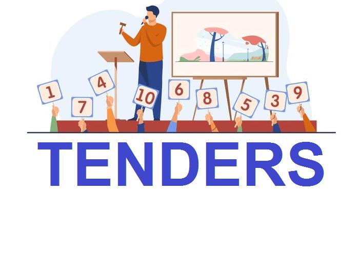 Tenders 22 September, 2021