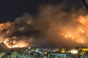 """Parte la raccolta fondi per il """"post incendio"""" in Valle Vigezzo."""