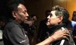 """Maradona a Pelé: """"Messi es buena persona, pero no tiene personalidad"""""""
