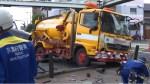 Arrestan en Japón a conductor por chocar con taxi y causar una muerte y 6 heridos